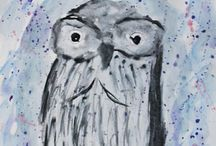 Watercolor Art / Art Painting