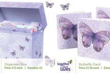 All Things Butterfly / Phoenix Products featuring butterflies