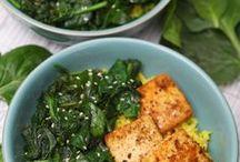 Tofu dinners