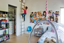 Modern Kid's Spaces / Hip and modern spaces for children