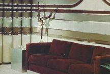 vintage design inspiration / Images from Vintage home magazines