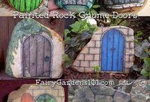 Живопись на камнях