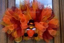 wreaths / by Sue Belcher