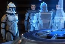 Commanders and Captains