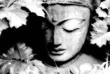 BUDDHA /// + ZEN / ALL ABOUT LOVE AND COMPASSION, THE PRESENT. Lightening flashes, sparks fly! In one blink of the eye,  you have missed seeing.