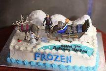 Caden's Birthday Cake Ideas
