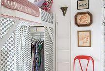 Ideas for my tiny bedroom