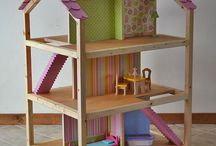 DIY - Doll Houses