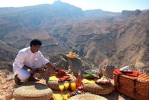 Inspirational picnics & rest places / Great picnics and places/shades to have a rest between hikes.