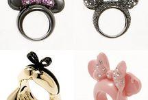 Anéis/ bijuterias