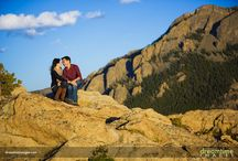 Estes Park Engagements / Engagement Photos in and around Estes Park, Colorado
