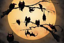 Illustrationen: Halloween/Herbst