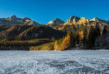 Lago di Tovel/トヴェル湖