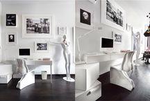 書斎 / 小さな無駄も残さない 隠れ家的な書斎スペース
