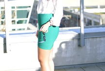 Fashion-Skirts / skirt outfits