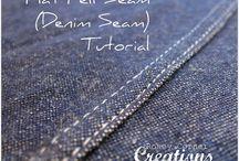 Sewing / by Rachel Jones
