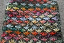 Crochet stitches / by Patricia Reinaldo