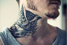 Owl Tattoo Ideas / Owl Tattoo Ideas