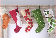 sew stockings