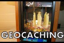 Geocaching cache