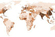 Världens befolkning