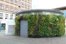 Grön stadsbyggnad