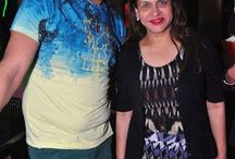 my good old friend Ramola Bachchan to CINEMA LOUNGE, GK II, to have a whale of time...