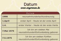 nemecké slovíčka