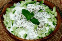 Salads / by Betty Nies-Kitt