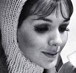 vintage knit /crochet
