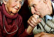 Lovely Elderly People