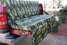 Cool Truck Bed Accessories / Ingenious and creative truck bed accessories for mid and full size pickup trucks.