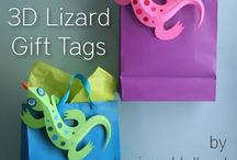 gift boxes, bags, tags / by Pat Koltz Farnsworth