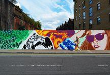 3Steps Mural Art / 3Steps street art collective from Giessen Germany