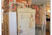 Shabby Chic / Romantic Home Style