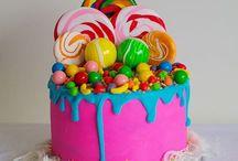 Mia szülinapi torta