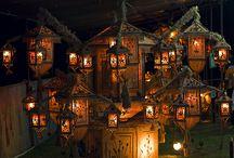 "Lantern / ""...pursuing a spirituality of small lights, like lanterns and lamps."" ~ Thomas Moore"