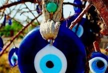 nazar boncuğu-evil eye