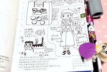 Hobonichi♡