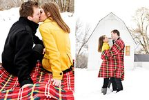 Engagement Picture Ideas  / by Amanda Sidock