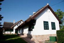 Sukoró / parasztház, családi ház, présház, borászat