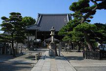Temple Fujii-dera / Fujii-dera is a buddhist temple in the city of Fujii-dera in Osaka prefecture, Japan. The temple is the 5. site of the Saigoku pilgrimage.