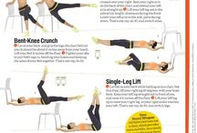 Tracy anderson abs workout