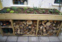 Frugal gardening / Gardening, frugal gardening, budget gardening, wildlife garden, cottage garden