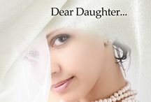 PEARLS FOR THE BRIDE / My non-fiction book for brides-to-be and newlyweds... from a mother-of-the bride's perspective. A beautiful bridal shower gift!