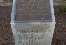 Inside Twelve Oaks Recovery / A little glimpse inside our healing place.
