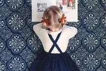Kids Clothes Photography Ideas