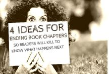Writing Book and chapter endings and beginnings