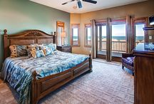 Beach House Bedrooms / Where would you like to wake up in the morning?