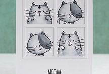 Cards: Birdie Brown